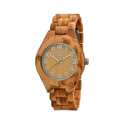 Orologio uomo in legno Green Time ZW058a collezione Spring 2017