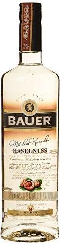 Bauer Kuss der Haselnuss  Obstbrand (1 x 0.7 l)