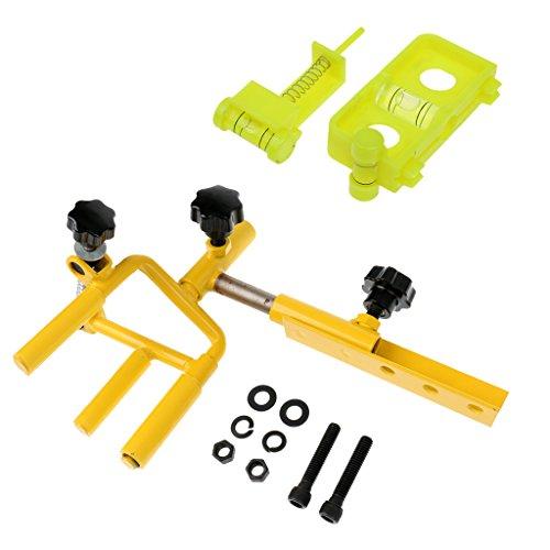 Toygogo Bogen Schraubstock + Pfeil Bow String Level