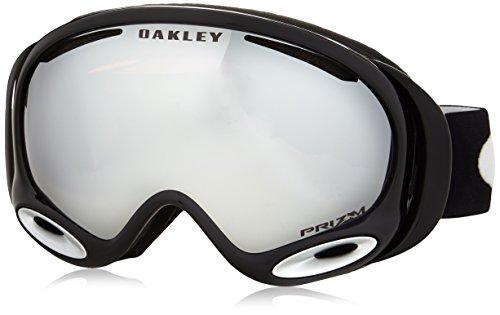 Oakley Uni Skibrille A Frame 2.0 Injected Man Google, JET BLACK, EL. ADJUSTABLE