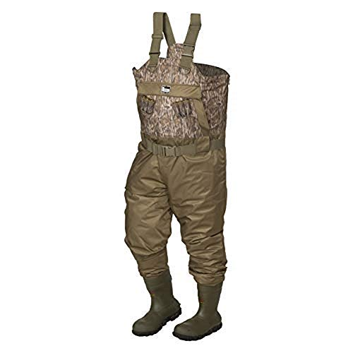 RedZone Two-Tone 2.0 Breathable Insulated Wader - Bottomland - Size 12
