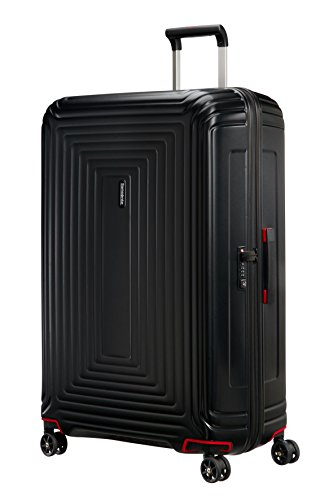 Samsonite Neopulse - Spinner XL Maleta, 81 cm, 124 L, Negro (Matte Black)