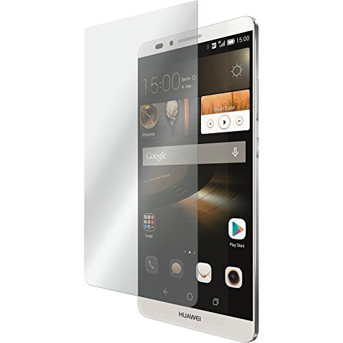 PhoneNatic 1 x Glas-Folie klar kompatibel mit Huawei Ascend Mate 7 - Panzerglas für Ascend Mate 7