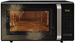 LG MC2846BCT Convection Microwave Oven (Black)