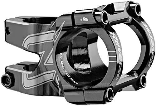 Reverse E-Black One Enduro Vorbau 31.8mm 50mm 8 schwarz/grau