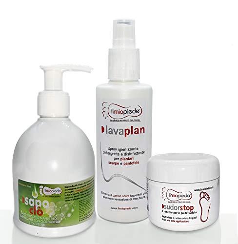 Igiene e Profumo Pack - I Tuoi Piedi Sempre Profumati