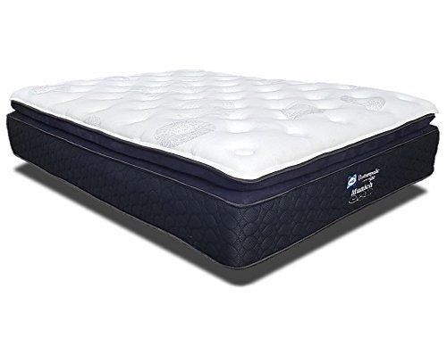 Sealy Colchón Munich Super Suave Sistema Pillow Cloud – King Size. $17,390