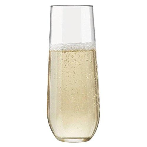 4-pc. Stemless Champagne Glass Set - Threshold