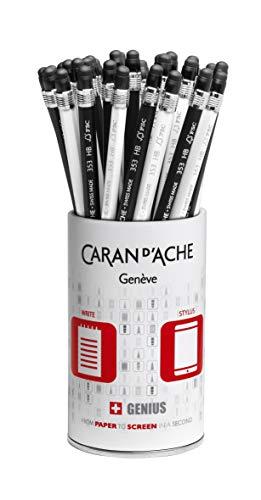 Caran d'Ache 0353.105 Genius - Matite HB, 36 pezzi