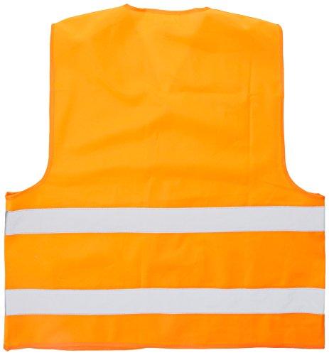 Portwest c475orrl/XL Warnweste, Dual ID Holder, Regular, Large/X-Large, Orange