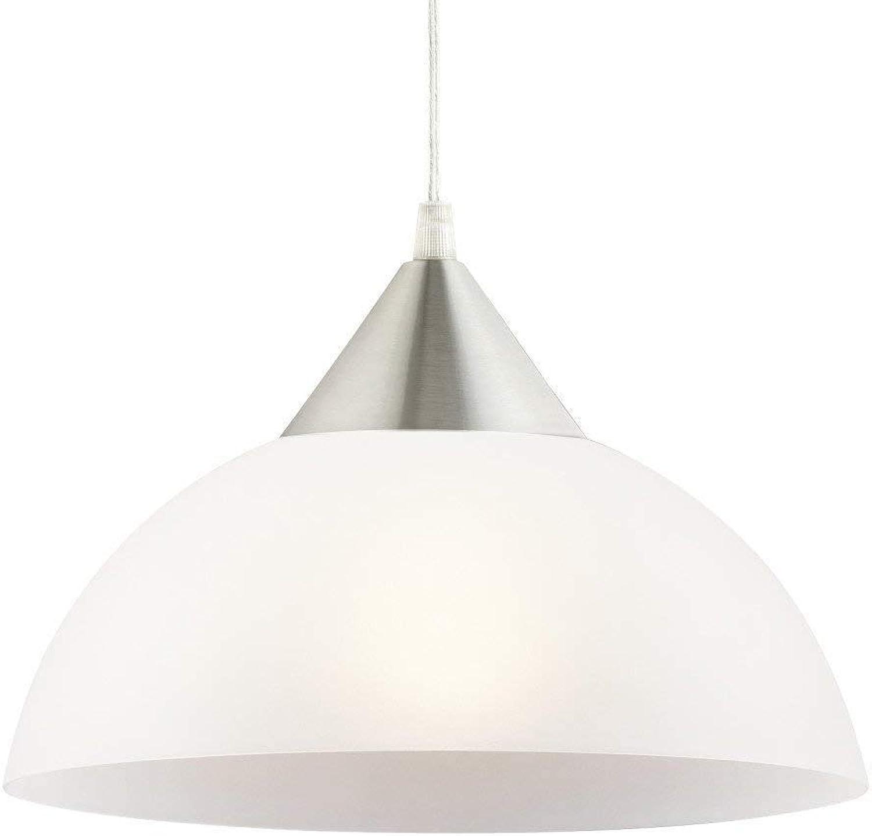 Xiadsk Licht, Lampe, Laterne Globe Electric Pendant Lighting, 11 Zoll, Wei