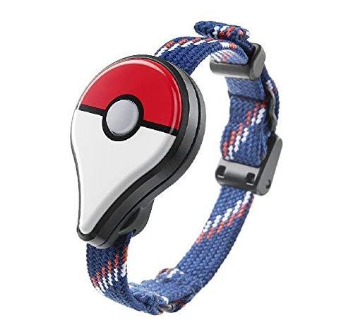 RONSHIN Voor Pokemon Go Plus Bluetooth Polsband Armband Horloge Game Accessoires voor Nintend voor Pokemon GO Plus Ballen Smart Polsband, Automatic version/US version