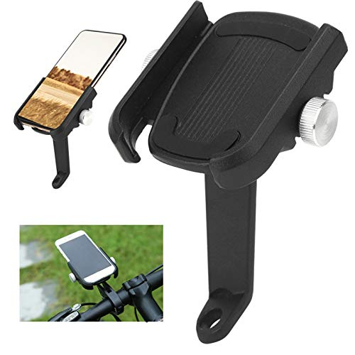 minifinker Soporte para Equipo de Ciclismo Mini Soporte para teléfono Montaje fácil de Usar y Quitar para la mayoría de Bicicletas de montaña y Carretera