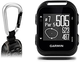 Garmin Approach G10 Golf GPS with Garmin Lanyard Carabiner & Belt Clip   Pocket-Sized..