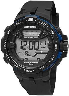Relógio Mormaii Wave MO33908A Masculino Pulseira Plástica