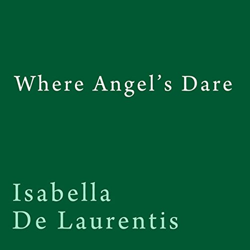 Where Angel's Dare audiobook cover art