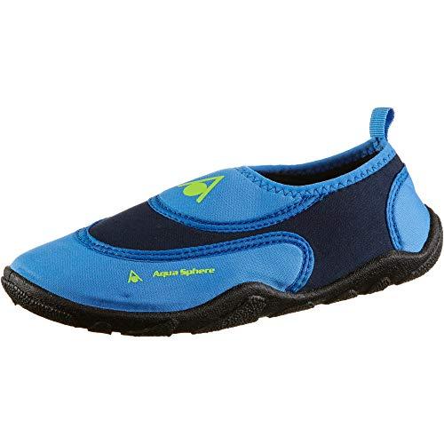 Aqua Lung Kinder Beachwalker Kids Neoprenschuhe blau 24-25