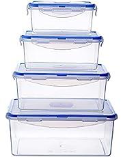 UTDKLPBXAQ Food Preservation Box Lunch Box Airtight Food Storage Box Food Storage Container Plastic Container Plastic Fruit Storage Container Indoor Outdoor Office Fridge Container