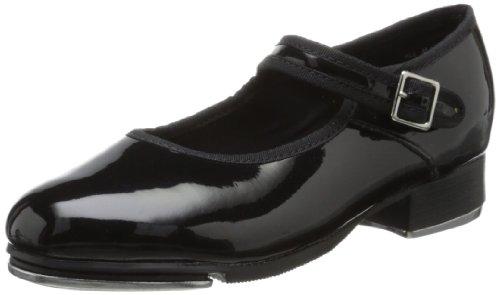 Capezio Women's Mary Jane Tap Shoe - Black Patent, 4 M US