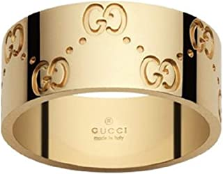 Gucci  anello da donna, in oro giallo 750/000, misura 55 YBC07323800155