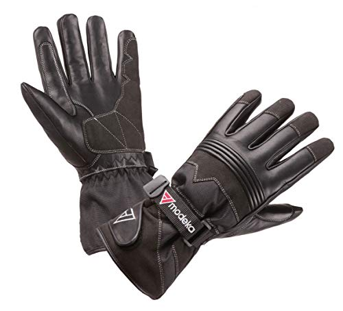 Modeka Freeze Evo Handschuhe 10 Schwarz