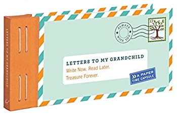 Letters to My Grandchild  Write Now Read Later Treasure Forever  New Grandma Gifts New Grandparent Gifts Grandparent Memory Book