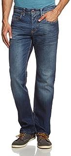 MAC Jeans Men's Ben Straight Jeans
