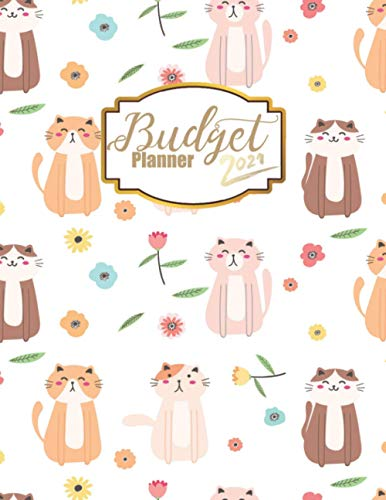 Budget Planner 2021: Monthly Budgeting Workbook and Bill...
