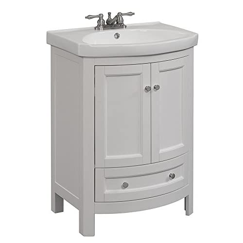 Marvelous 20 Inch Bathroom Vanity Amazon Com Home Interior And Landscaping Palasignezvosmurscom