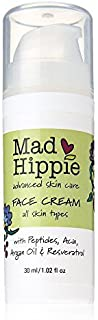 Mad Hippie Face Cream with Anti Wrinkle Peptide Complex 1.0 ounces