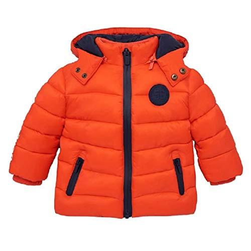 Mayoral 2483 gewatteerde jas voor baby's en kinderen, model