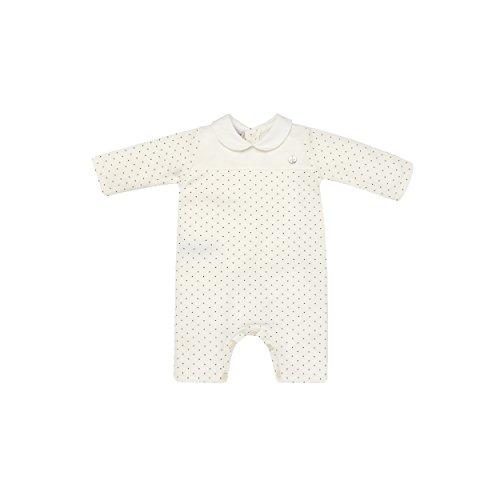PAZ Rodriguez 005-89912 Pelele, Beige (Crudo Vapor), Recién Nacido (Tamaño del Fabricante:1M) Bebé Unisex