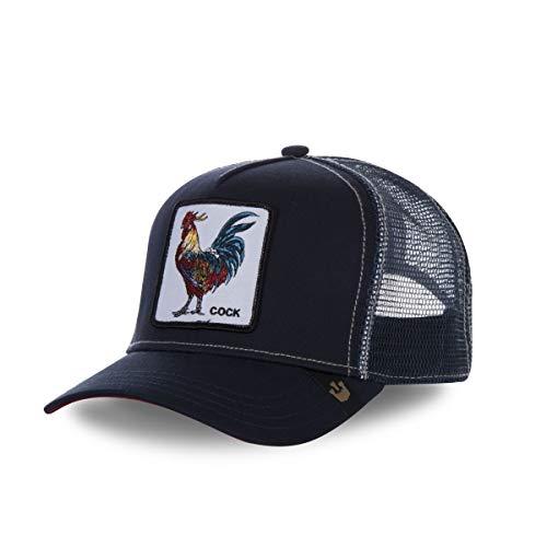 Goorin Bros. Gorra de béisbol, color azul marino azul Talla única
