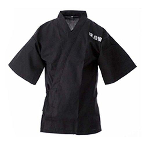 Japanische Stil Sushi Bar Restaurant Bar Kleider Kellner Uniform Chef Jacke für High-End Bar, 10