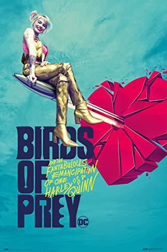 41qGbehhqSL Harley Quinn Birds of Prey Posters