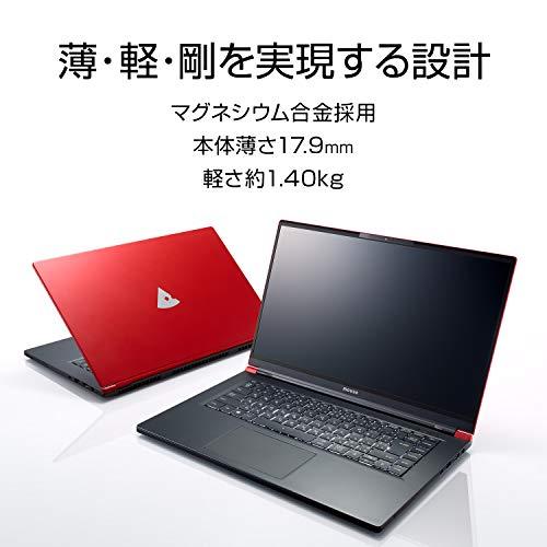 mouseノートパソコン15.6型MB-GC58SHZH/Ryzen53500U/8GB/256GB/Win10