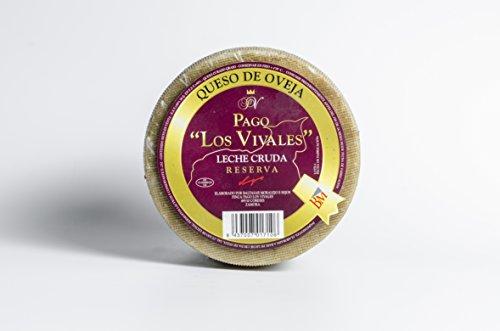Queso de Oveja Reserva Pago Los Vivales (Formato Mini)