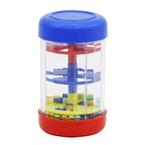 RBSD Juguete Rainmaker, Aspecto Colorido Rainmaker, plástico Resistente Duradero para niños pequeños, Juegos para niños, Fiesta Ktv