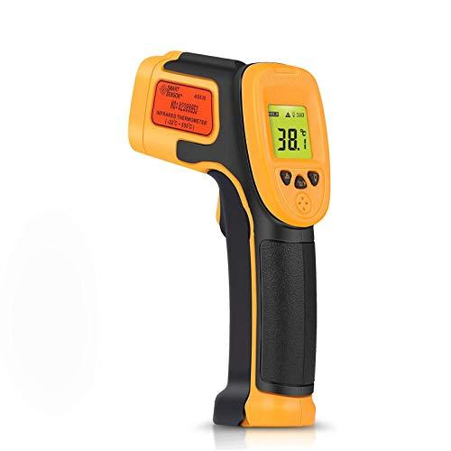 termometro da cucina Termometro a infrarossi, TERMOMETRO TERMOMETRO DI TERMOMETRO DI TERMOMETRO LASER DI Digital Pistola -26 ° F ~ 1022 ° F (-32 ° C-550 ° C) Sonda di temperatura, per cucinare, frigor