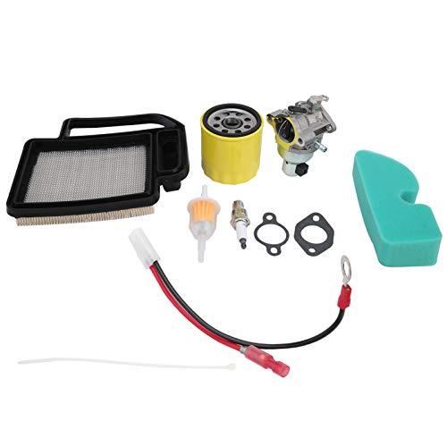 CHICIRIS 【𝐎𝐬𝐭𝐞𝐫𝐧】 Vergaser-Reparatursatz, einfache Installation Luftfilter mit Korrosionsbeständigkeit, Verschleißfestigkeit Aluminium-Eisen Industrieanwendung für Motor