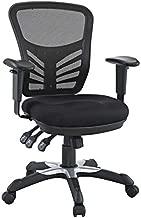 Modway EEI-757-BLK Articulate Ergonomic Mesh Office Chair in Black