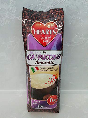 HEARTS Cappuccino Amaretto 1kg