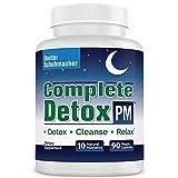 Longevity Complete Detox [PM] - Rapid Whole Body Detox with Support for Liver Detox, Colon Detox, Lymph Detox, Kidney Cleanse