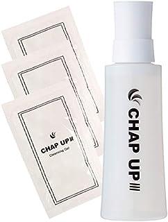 【医薬部外品】チャップアップ(CHAPUP)返金保証付 薬用育毛剤(育毛ローション)1本・ 頭皮の汚れをすっきり落とすクレンジングジェルセット