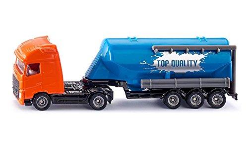 Siku 10179200000 Vrachtwagen Met Silo Trailer