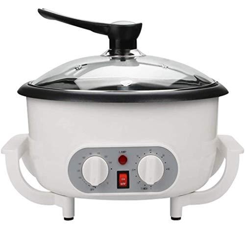 Kaffeeröstermaschine Für Den Heimgebrauch, 1200-W-Röstmaschine Erdnussbohnen-Kaffeeröster Für Zu Hause, 220-V-Haushalts-Kaffeebohnenröster Mit Timer