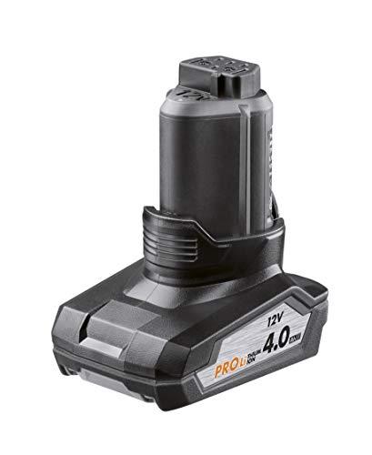 AEG L1240 Akku 4.0 Ah, 12 V, Li-Ion, leistungsstarker Ersatzakku Werkzeuge, ohne Ladegerät-L1240