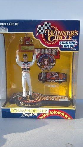 entrega gratis 1994 Winner's Circle with Starting Lineup Dale Earnhardt Earnhardt Earnhardt Figure Championship Legacy by Kenner  mejor moda
