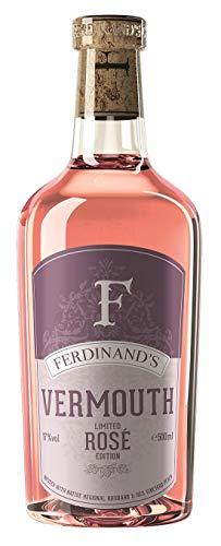 Ferdinand´s Rosé Vermouth auf Basis deutschen Rieslings Wermut (1 x 0.5 l)