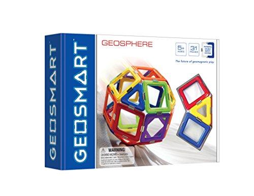 SMART Toys and Games GmbH GEO 210 Geosmart GeoSphere 31 teilig, bunt